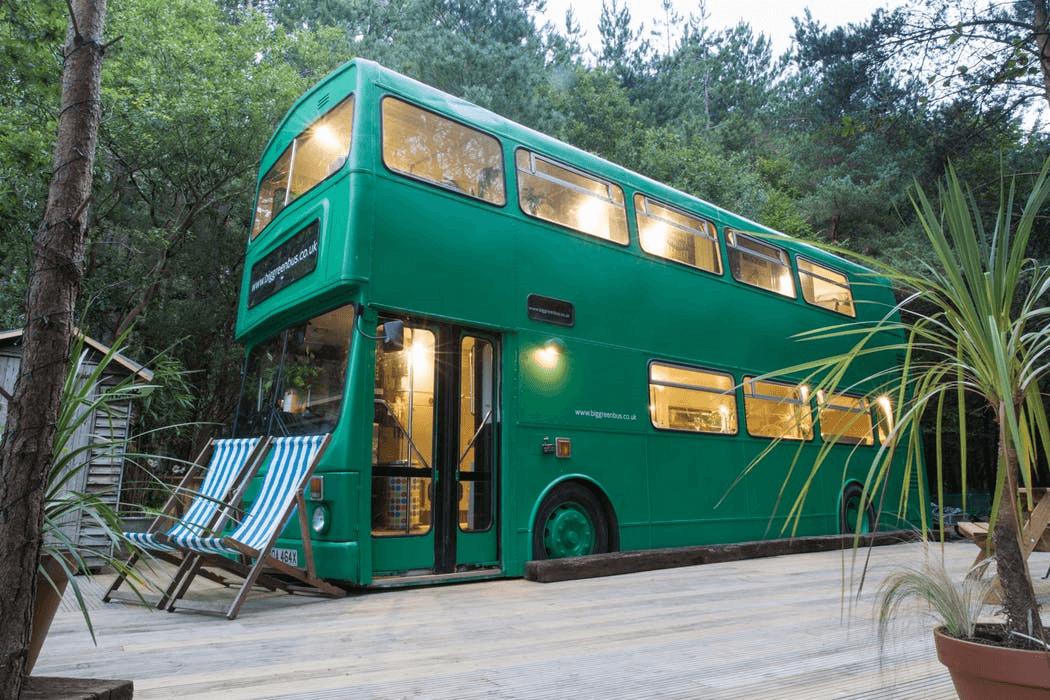East Sussex Big Green Bus